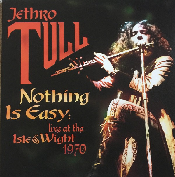 Jethro Tull - Nothing Is Easy - Live At The Isle [2xLP] (RSD20)