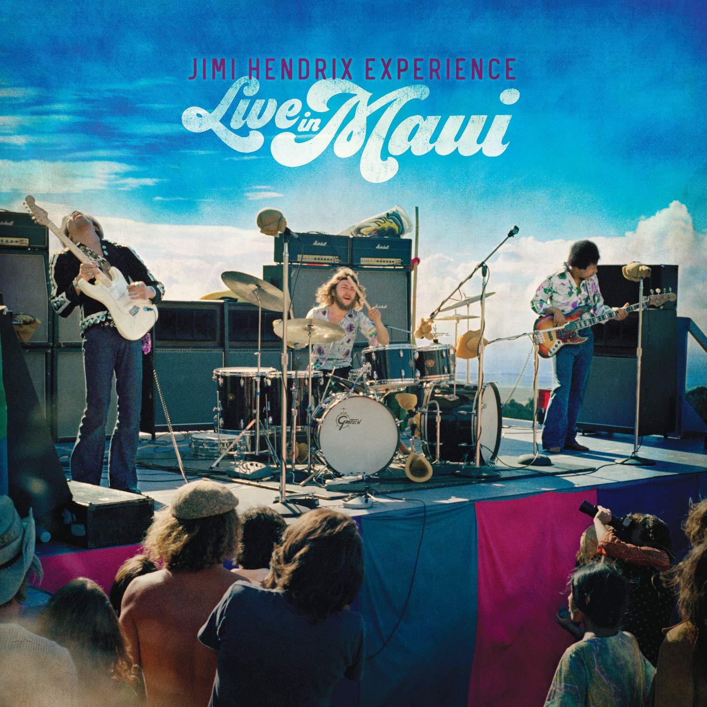 The Jimi Hendrix Experience - Live In Maui [LTD 4xLP]