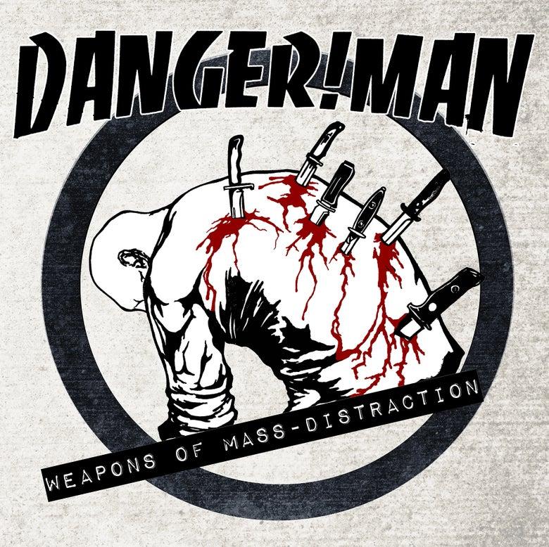 Danger!Man - Weapons of Mass-Destruction [LP]