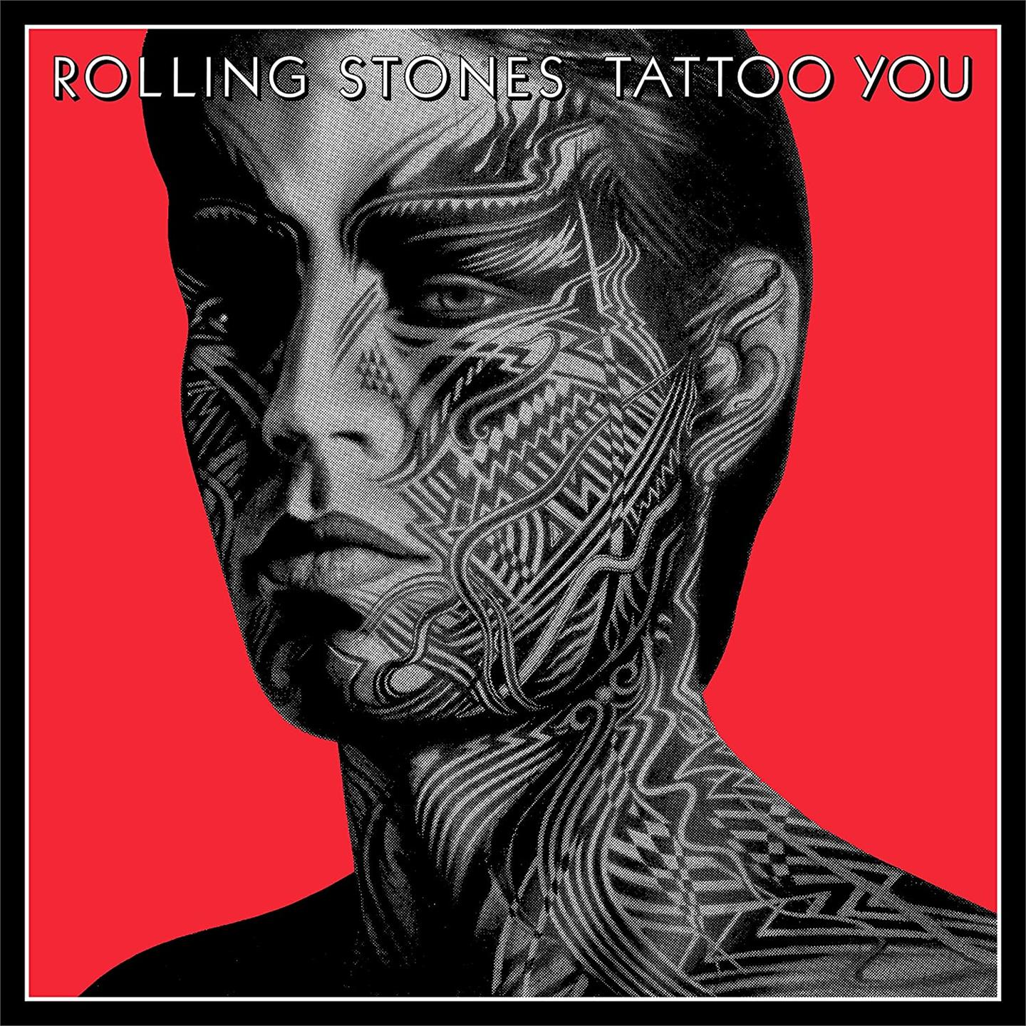 The Rolling Stones - Tattoo You [LP] (Mick Jagger Sleeve)