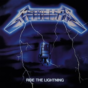 Metallica – Ride the Lightning (Remastered) [LP]