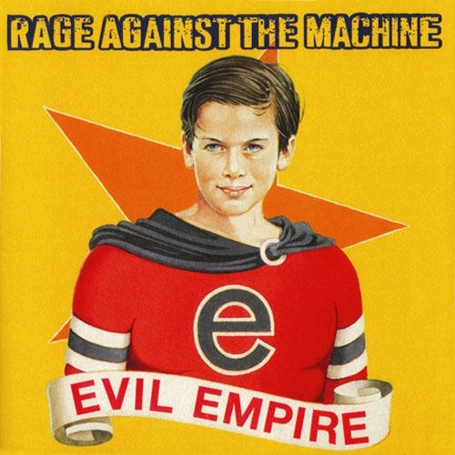 Rage Against The Machine - Evil Empire [LP]