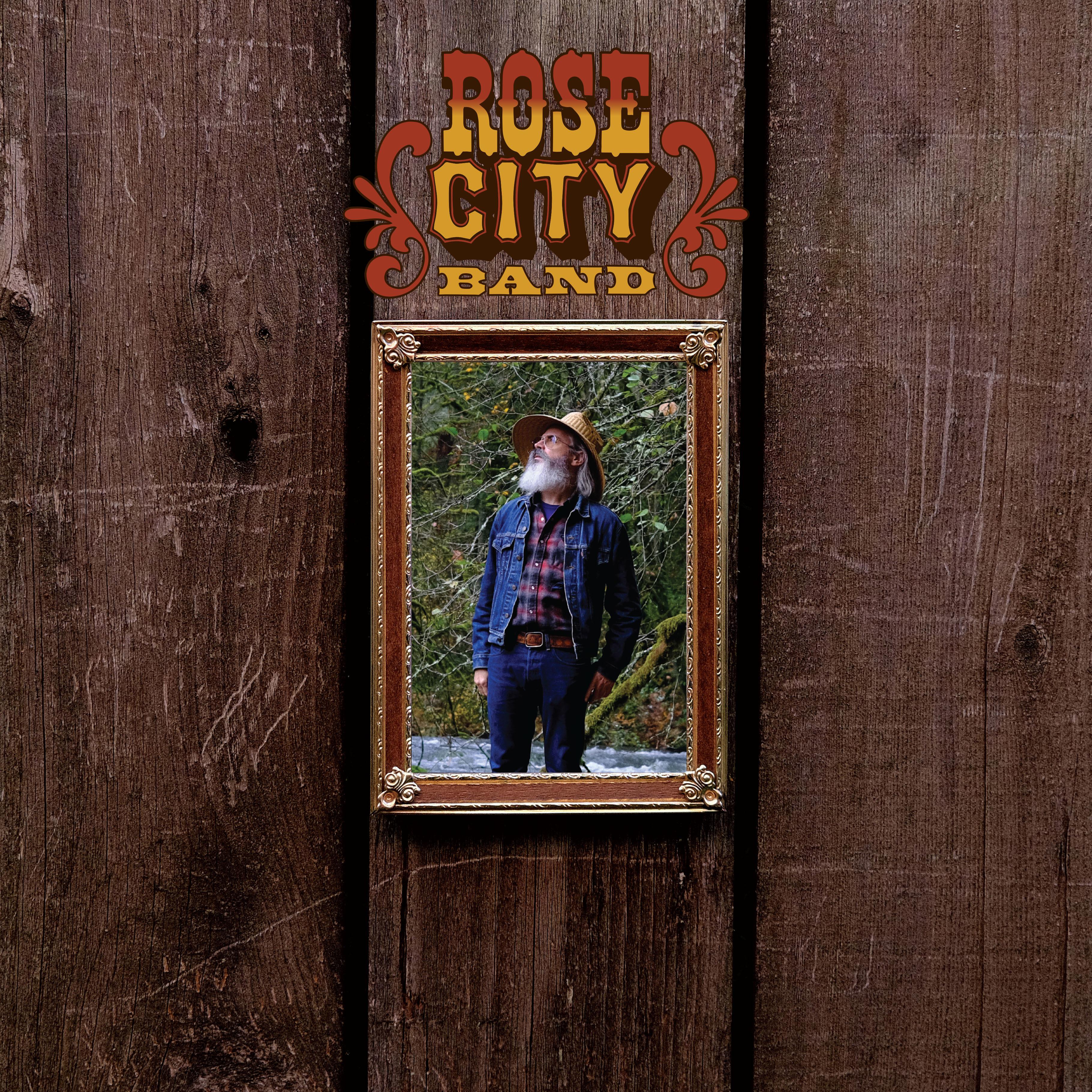 Rose City Band - Earth Trip [LTD LP]