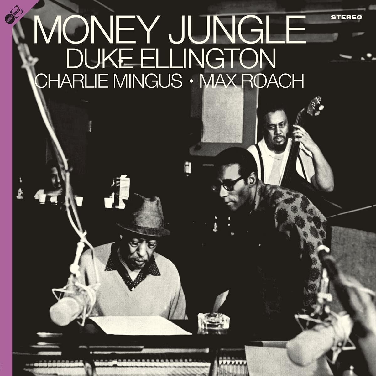 Duke Ellington, Charles Mingus & Max Roach - Money Jungle [LP]