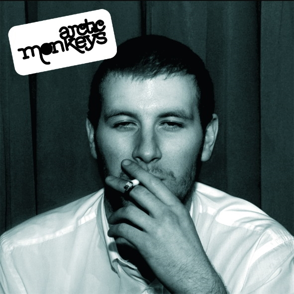 Arctic Monkeys – Whatever People Say I Am, That's What I'm Not [LP]