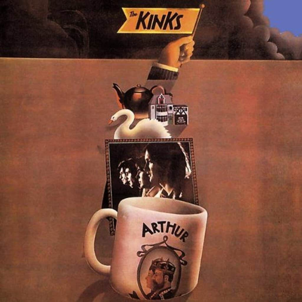 The Kinks - Arthur or the Decline and Fall [2xLP]