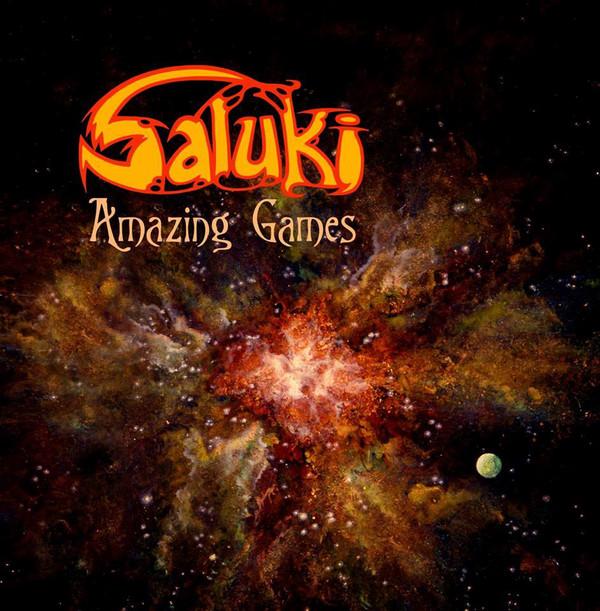 Saluki - Amazing Games [LTD LP]