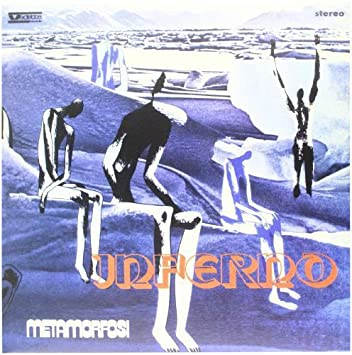 Metamorfosi - Inferno [LP]