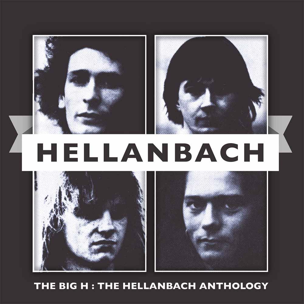 Hellanback - The Big H: The Hellanback Anthology [2xLP]