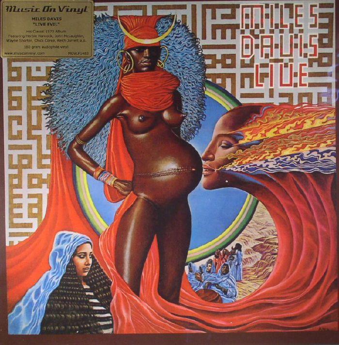 Miles Davis - Live Evil [2xLP]