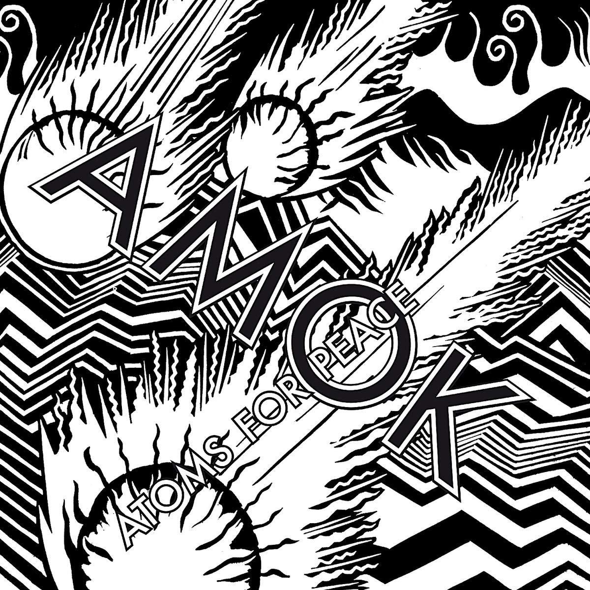 Atoms For Peace - Amok [2xLP]