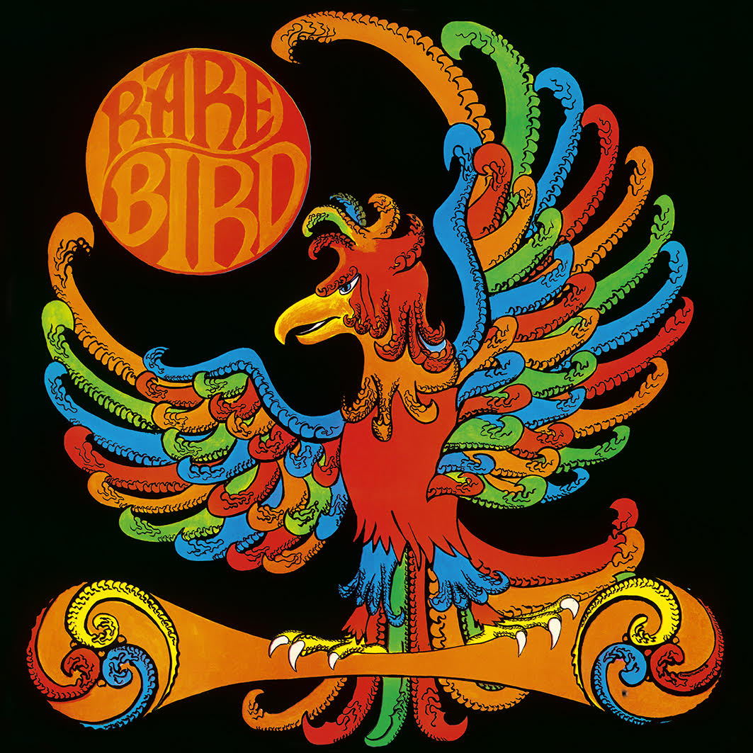 Rare Bird - Rare Bird [LP]