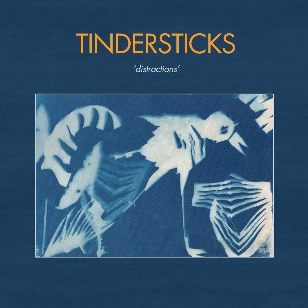 Tindersticks - Distractions [LTD LP] (Blue Vinyl)