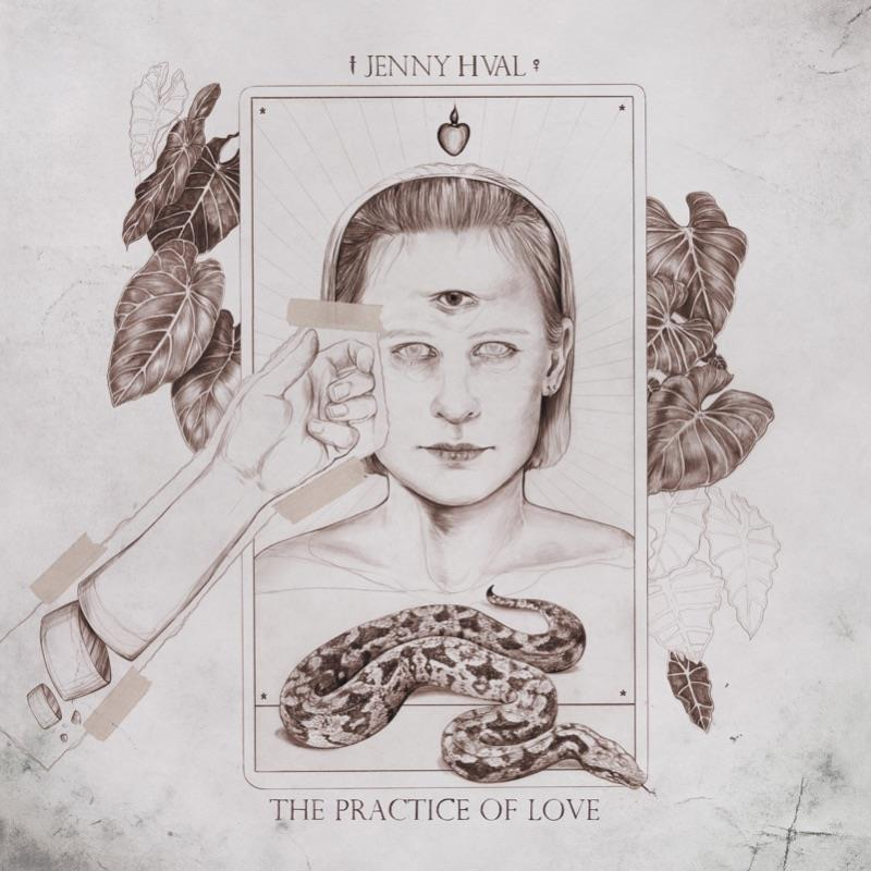 Jenny Hval - The Practice Of Love [LP]