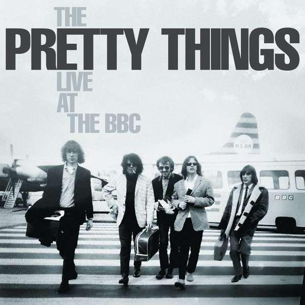 Pretty Things - Live At The BBC [LTD 3xLP] (White Vinyl) (RSD21)