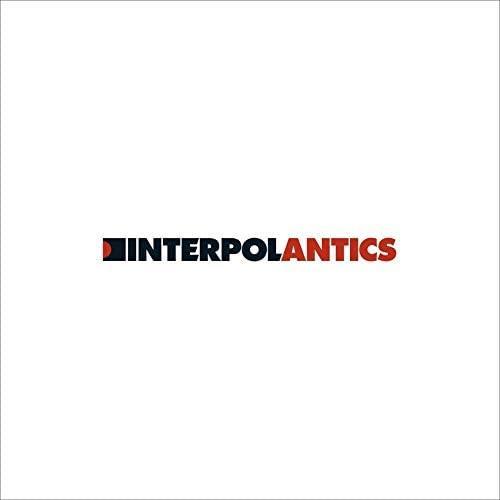 Interpol - Antics [LP] (White vinyl)