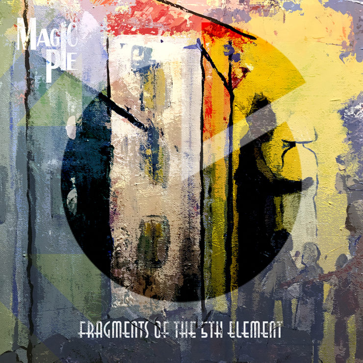 Magic Pie - Fragments Of The 5th Element [LP]