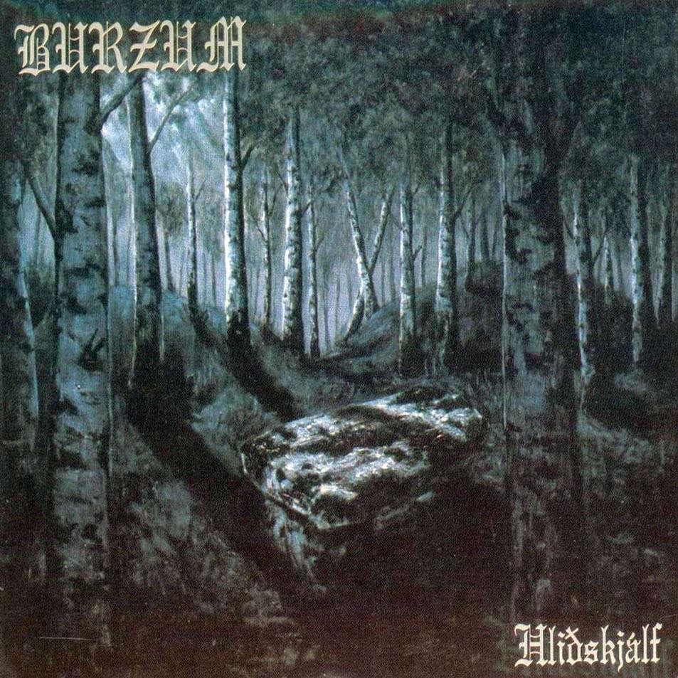 Burzum - Hlidskjalf [LP]