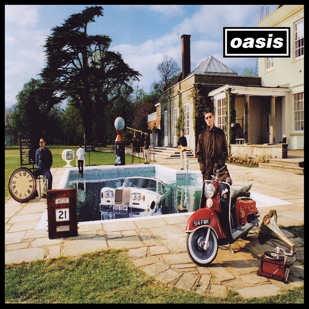 Oasis - Be Here Now [2xLP]
