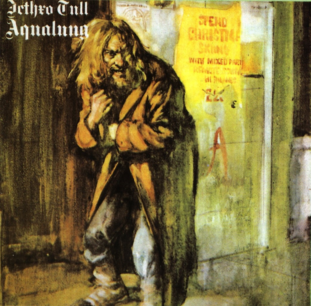 Jethto Tull – Aqualung [LP]