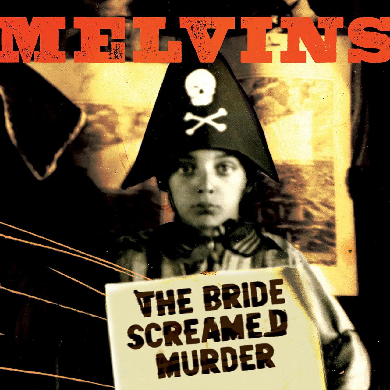 Melvins - Bride Screamed Murder [LP] (opaque Red Vinyl)