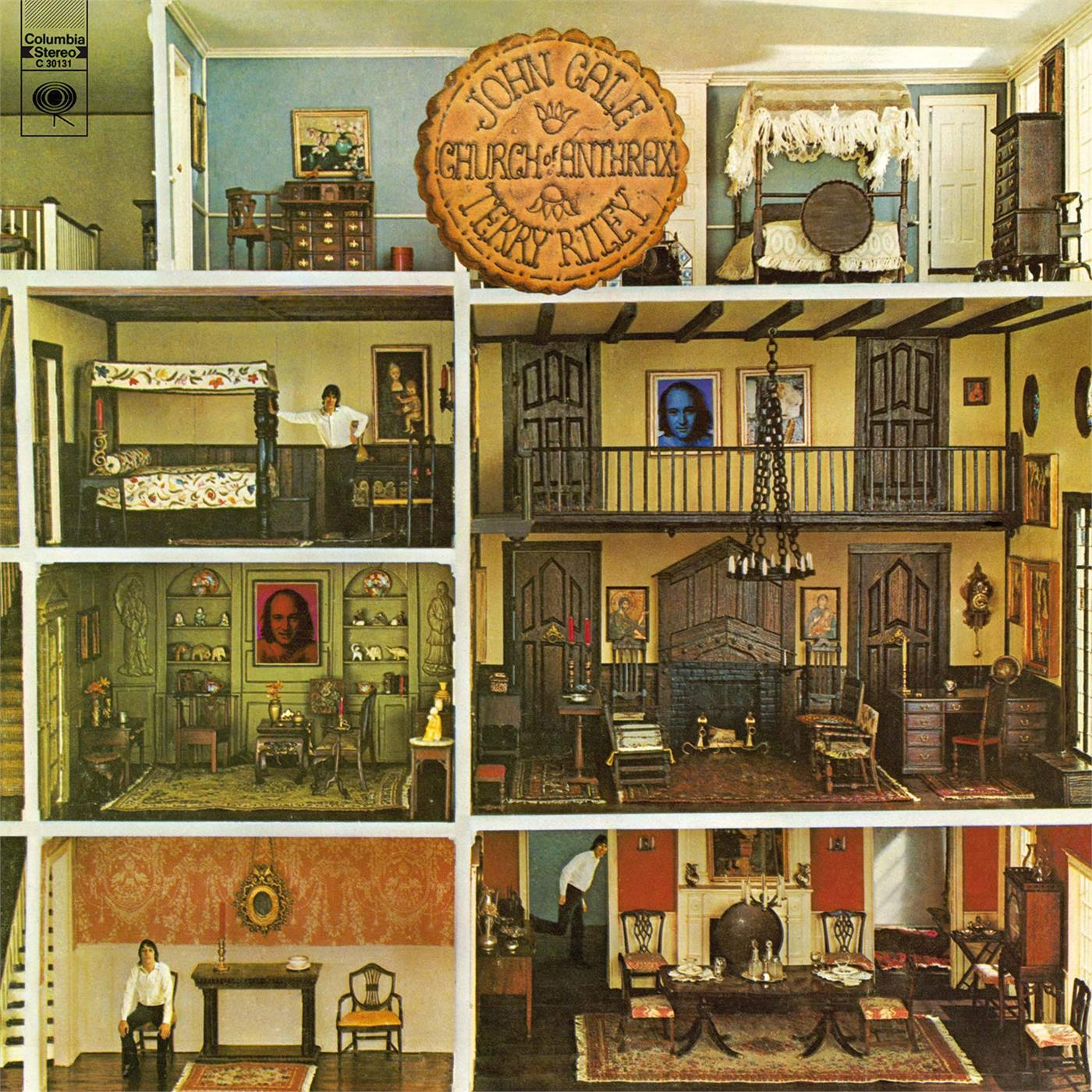 John Cale & Terry Riley - Church Of Anthrax [LP]