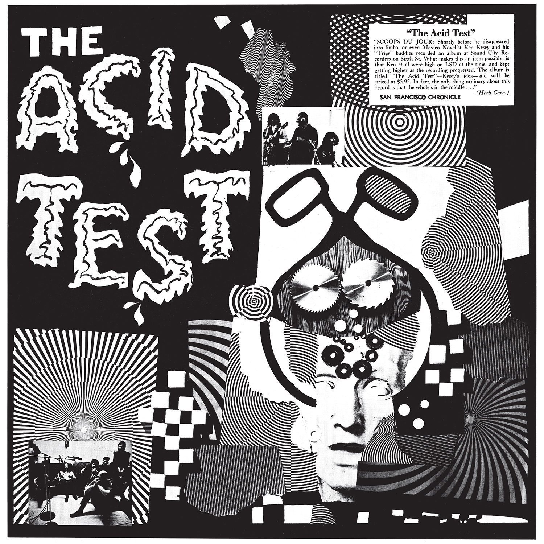 Ken Kesey - The Acid Test [LP]