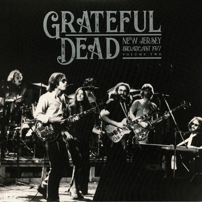 Grateful Dead - New Jersey Broadcast 1977 Vol. 2 [2xLP]