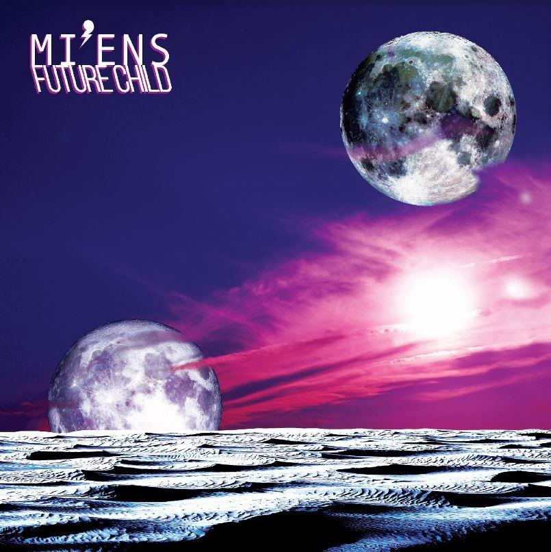 Mi'ens - Future Child [LP] (Purple Vinyl)