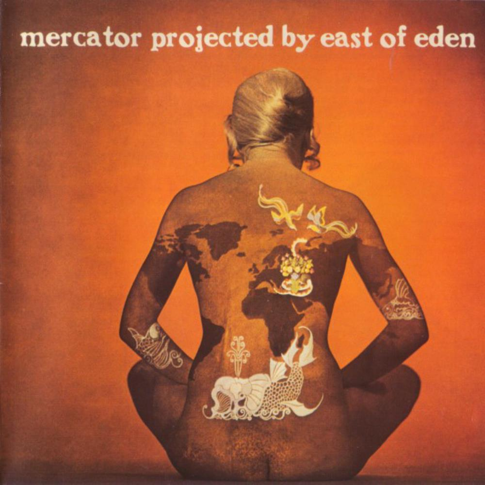 East Of Eden - Mercator Projected [LP]