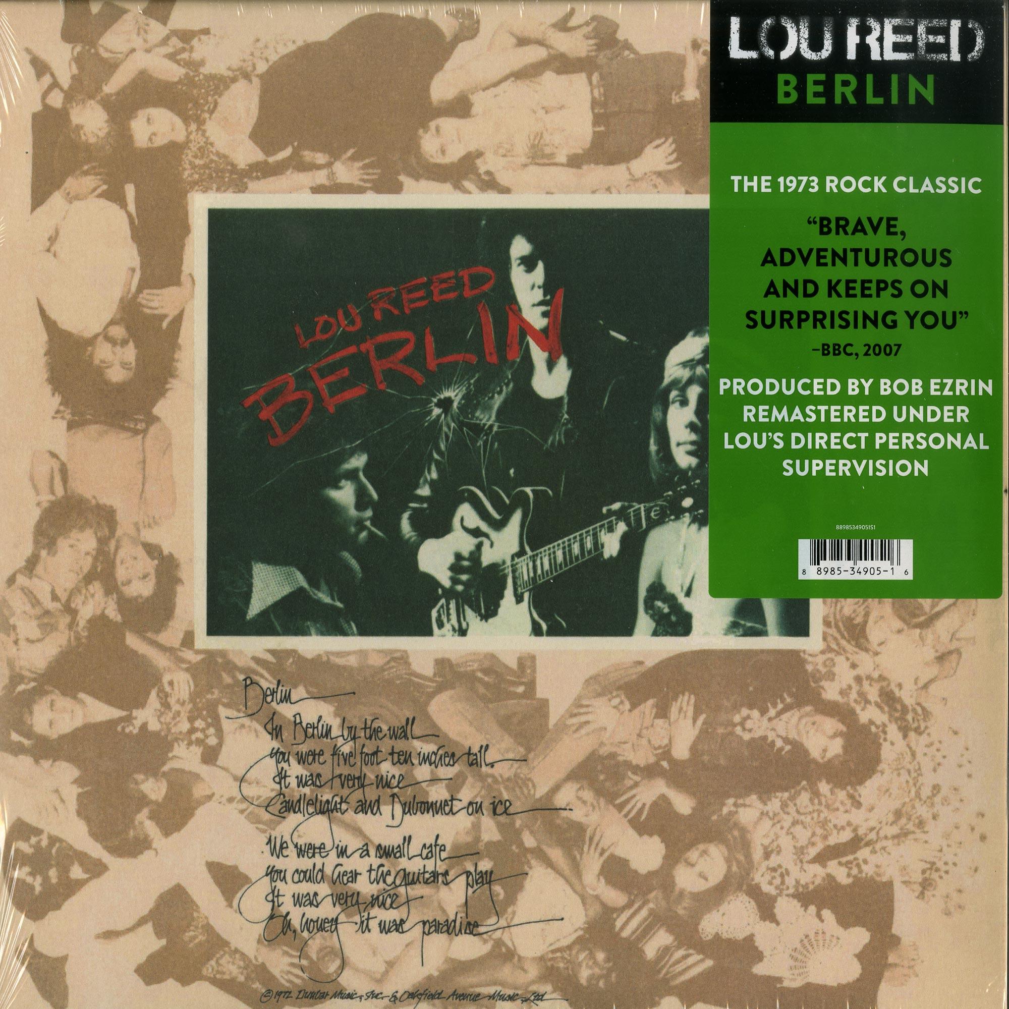 Lou Reed - Berlin [LP]