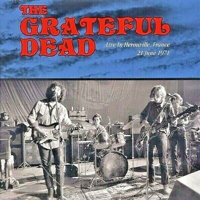 Grateful Dead - Live In Herouville, France, 21 June 1971 [LP]