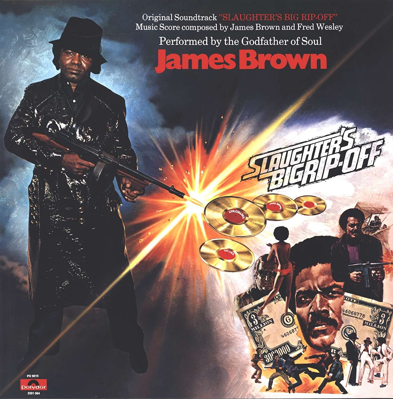 James Brown - Slaughter's Big Rip-off [LP]