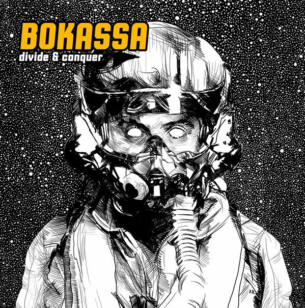 Bokassa - Divide & Conquer [LP] (Green vinyl)