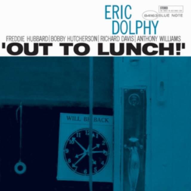 Eric Dolphy - Out To Lunch [LP]