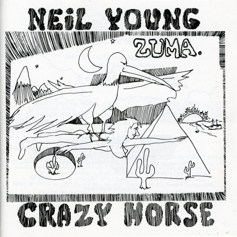 Neil Young & Crazy Horse – Zuma [LP]