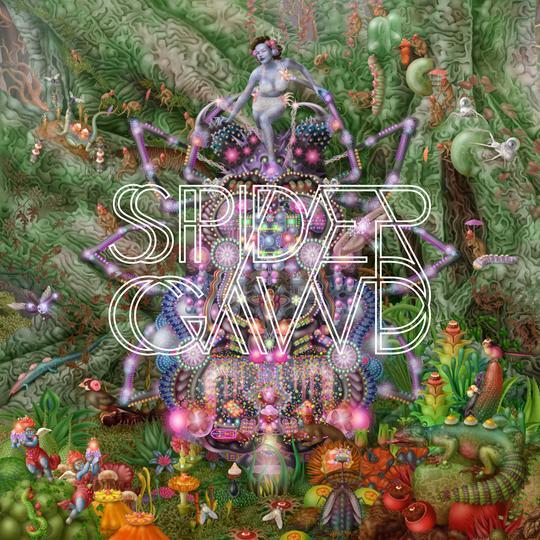 Spidergawd - V [LTD LP+CD] (Purple vinyl)