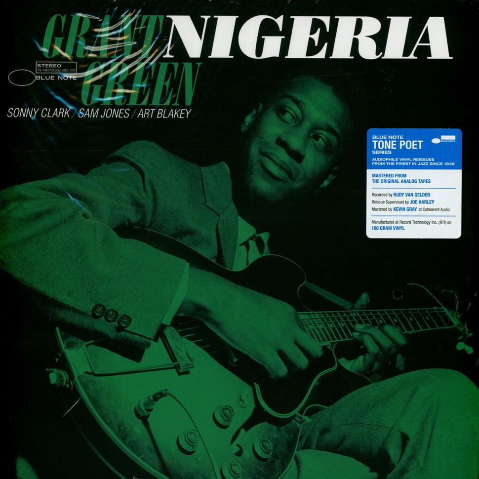 Grant Green – Nigeria [LP]