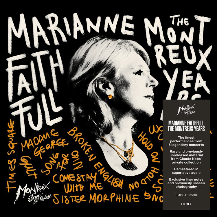 Marianne Faithfull - The Montreux Years [2xLP]