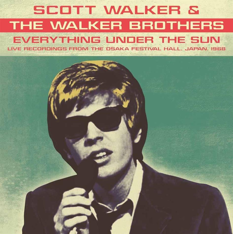 Scott Walker & The Walker Brothers - Everything Under The Sun, Japan 1967 [LP]