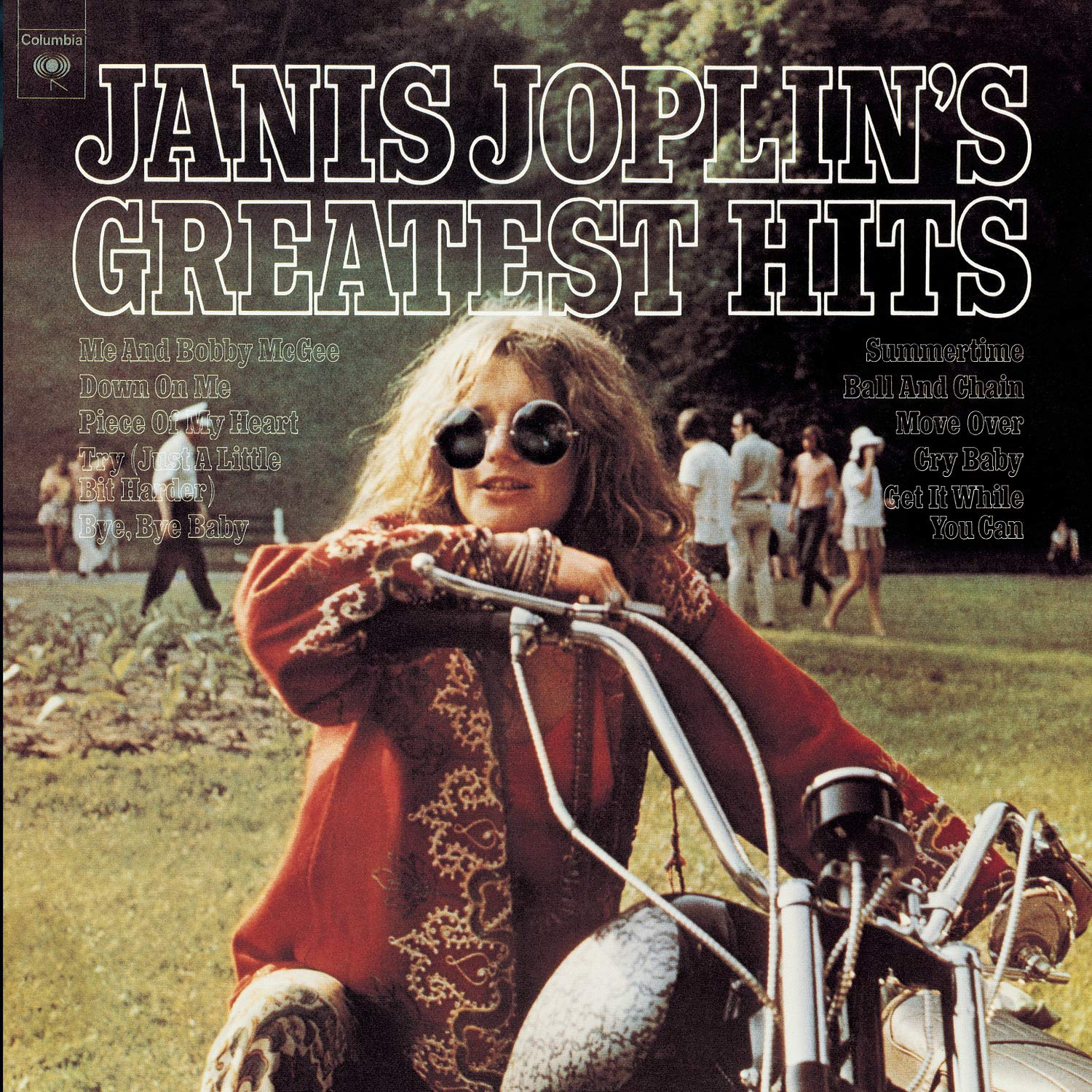 Janis Joplin - Greatest Hits [LP]