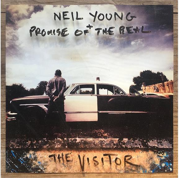 Neil Young + Promise of the Real – The Visitor [2xLP]