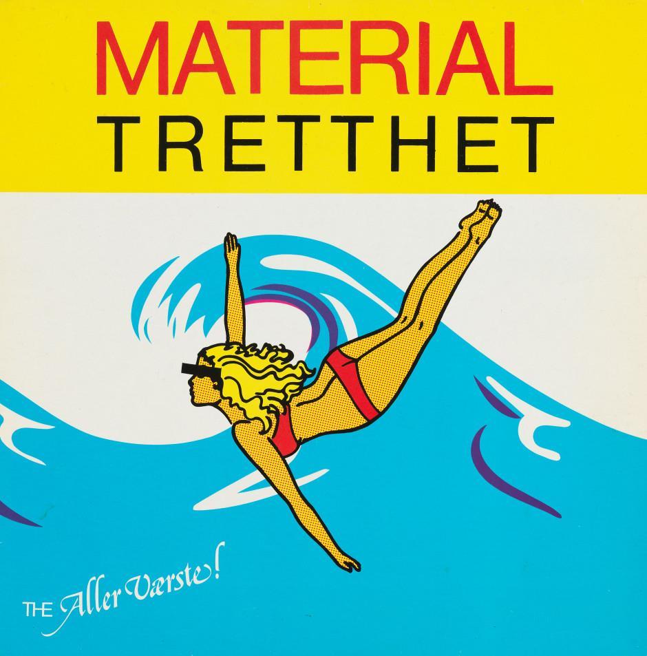 The Aller Værste! - Materialtretthet [LP]