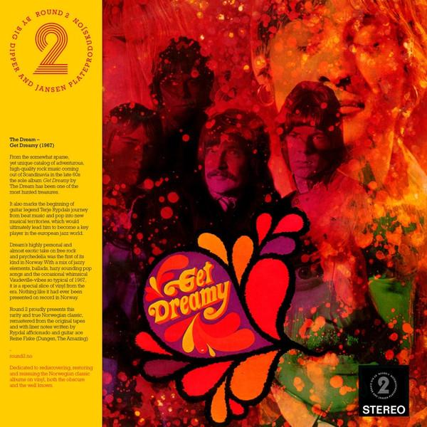 The Dream - Get Dreamy [LP]