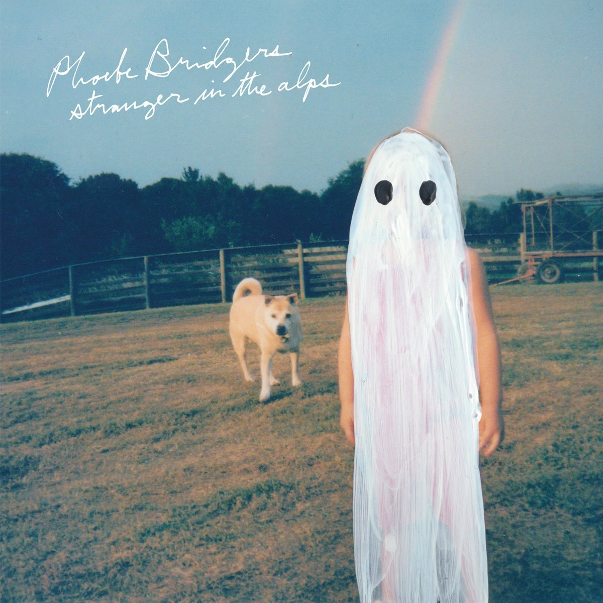 Phoebe Bridgers - Stranger In The Alps [LP]