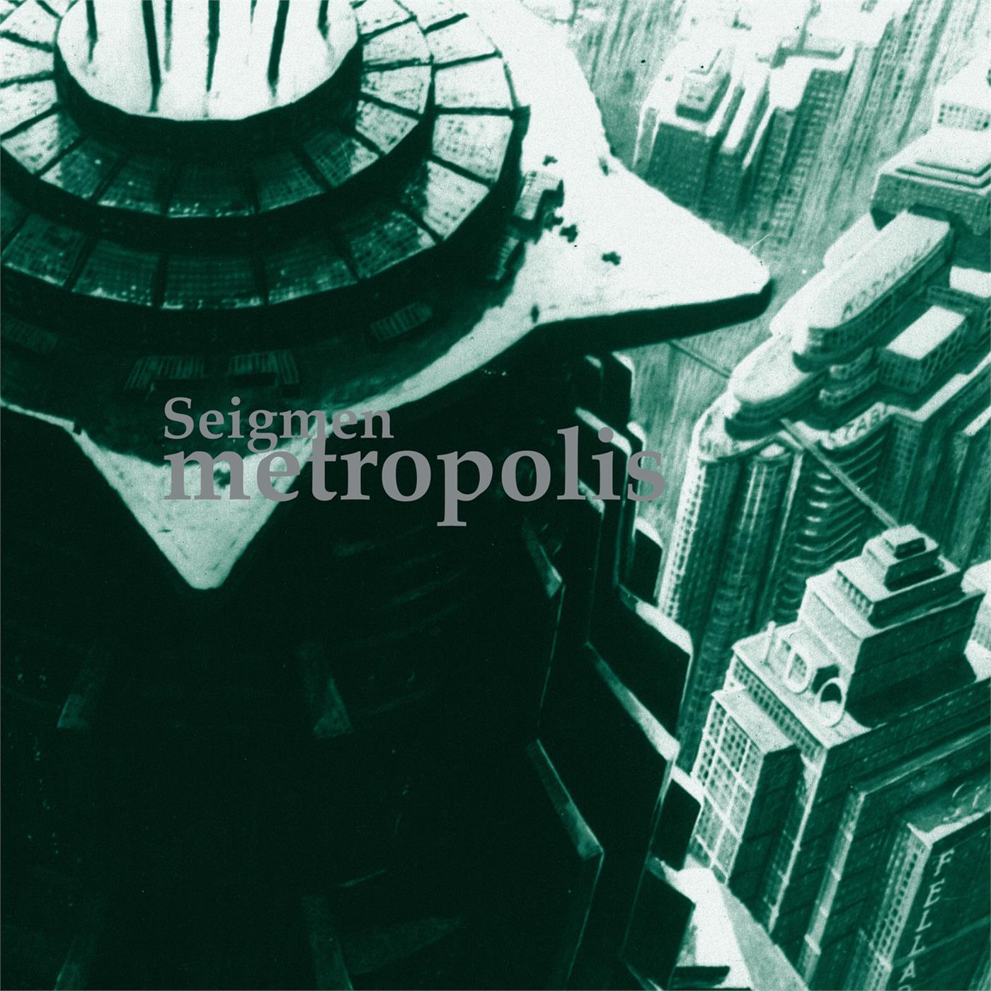 Seigmen – Metropolis [2xLP]
