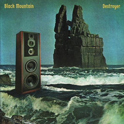 Black Mountain - Destroyer [LTD LP] (White vinyl)