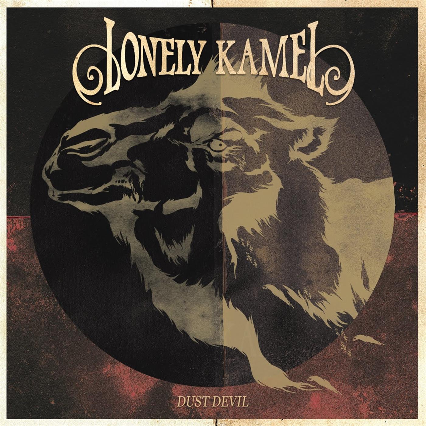 Lonely Kamel - Dust Devil [LP]