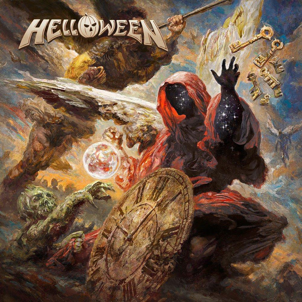 Helloween - Helloween [LTD 3xLP] (Hologramm Edition)