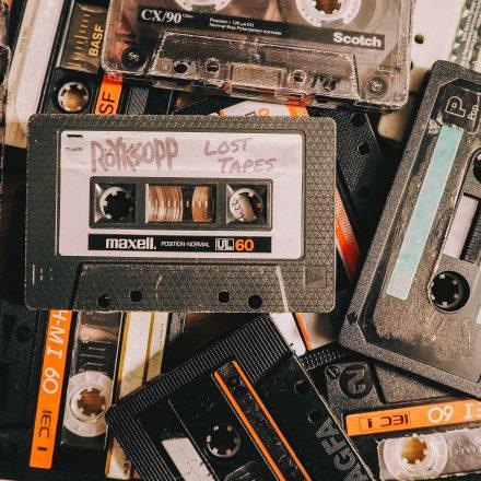 Röyksopp - Lost Tapes [2xLP]